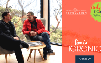 Wellness Leadership Revolution – Toronto | April 28-29, 2018