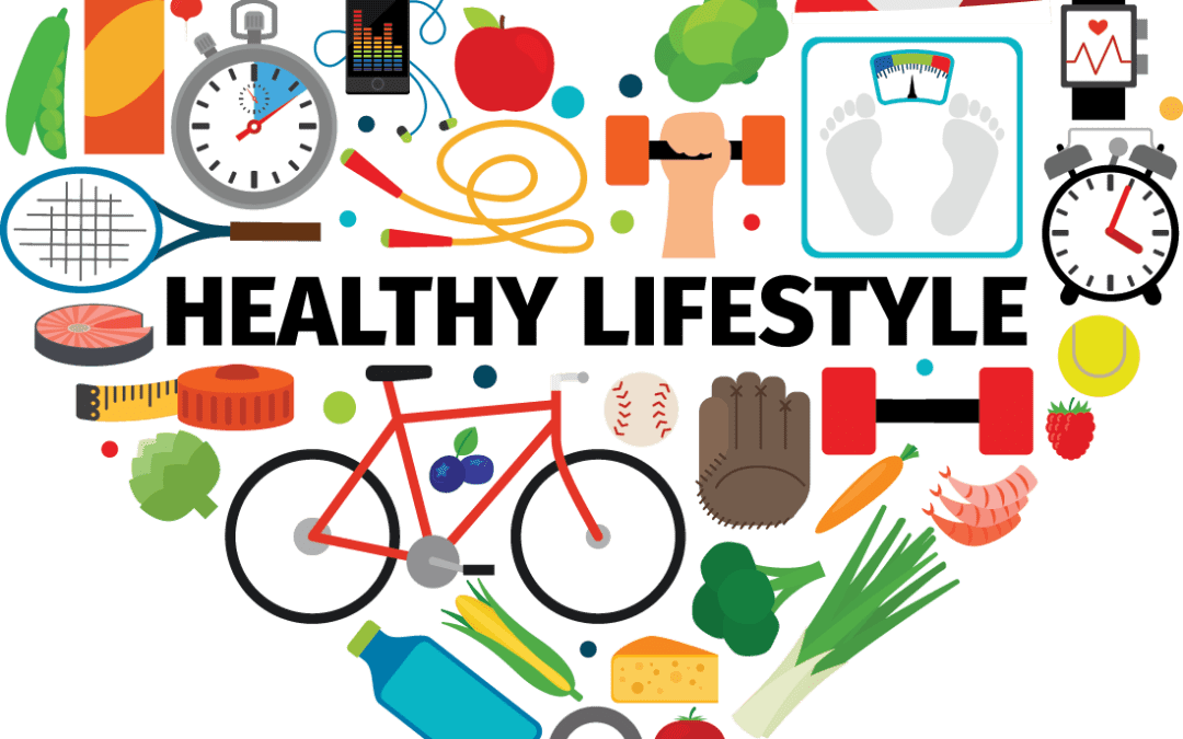 Whats is your Healthy Lifestyle-Blair Rhianna