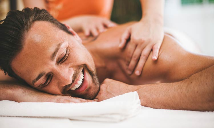 Joe Williamson – Massage Therapy
