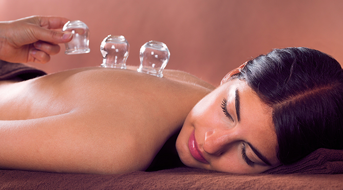Massage Cupping — Lisa Dowling