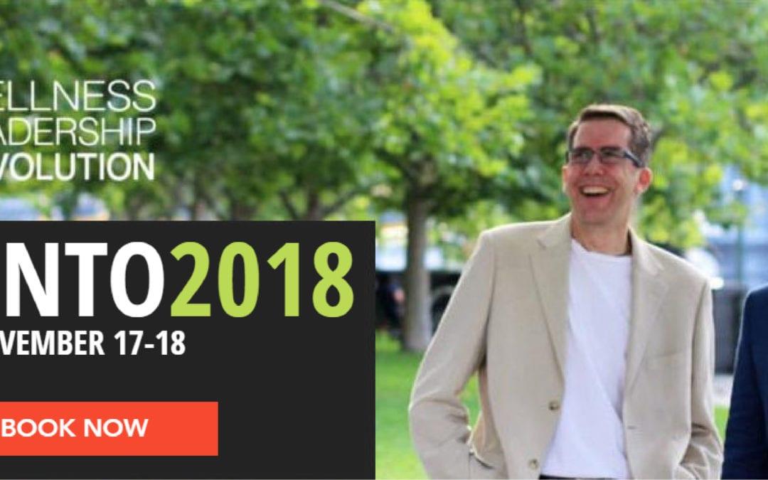 Wellness Leadership Revolution Toronto