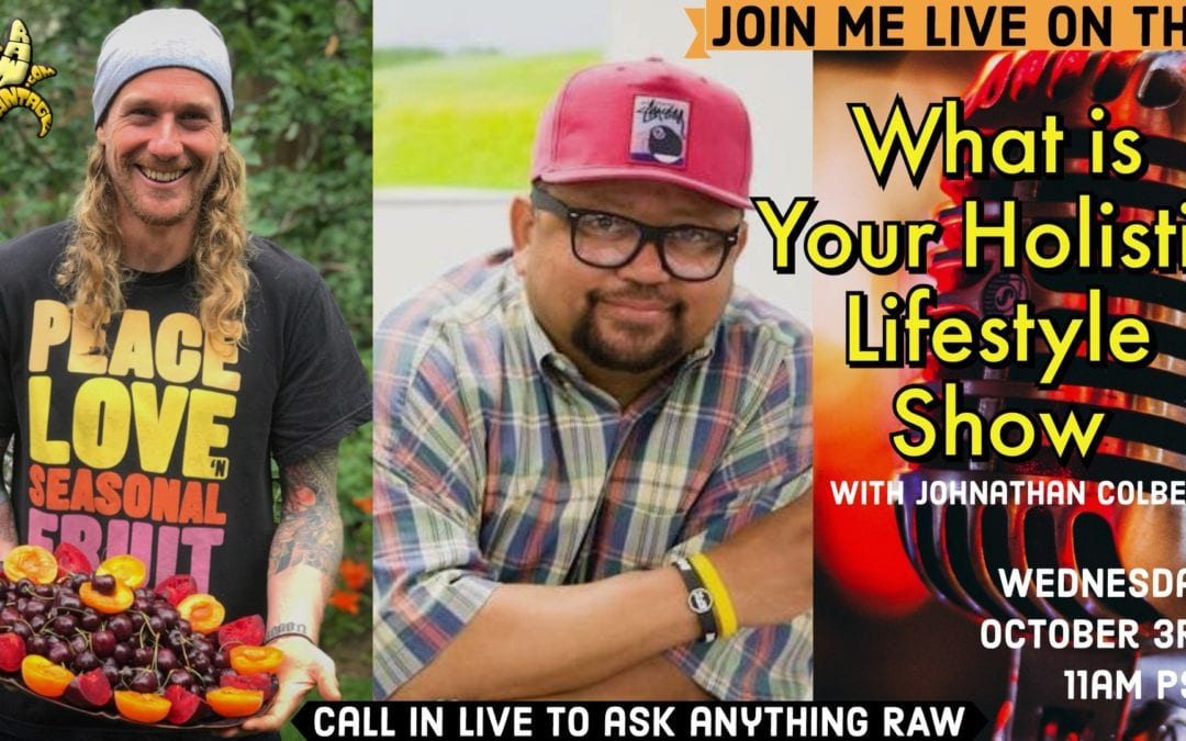 What Is Your Holistic LifeStyle Show The Raw Advantage