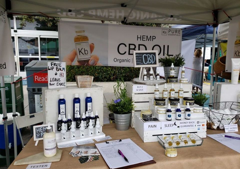 CBD an all-natural line of wellness and beauty